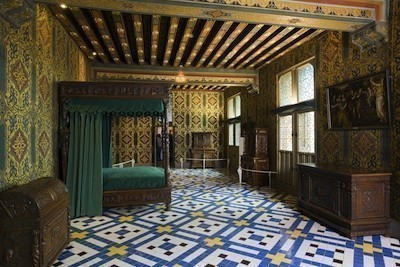 Ch teau royal de blois nouvelle pr sentation des appartements royaux tout pour les femmes - Chambre de commerce de blois ...