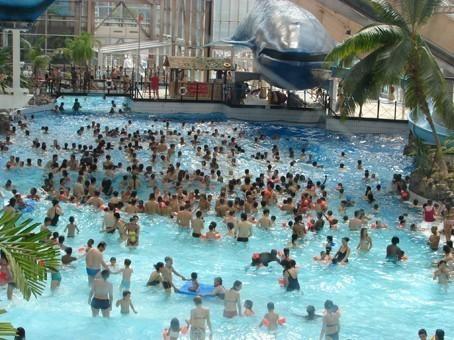 12 bases de loisirs en ile de france tout pour les femmes for Exterieur aquaboulevard