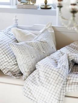 Linge de lit nouveaut s tout pour les femmes for Linum linge de maison