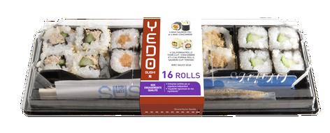 sushis sashimis en test tout pour les femmes. Black Bedroom Furniture Sets. Home Design Ideas