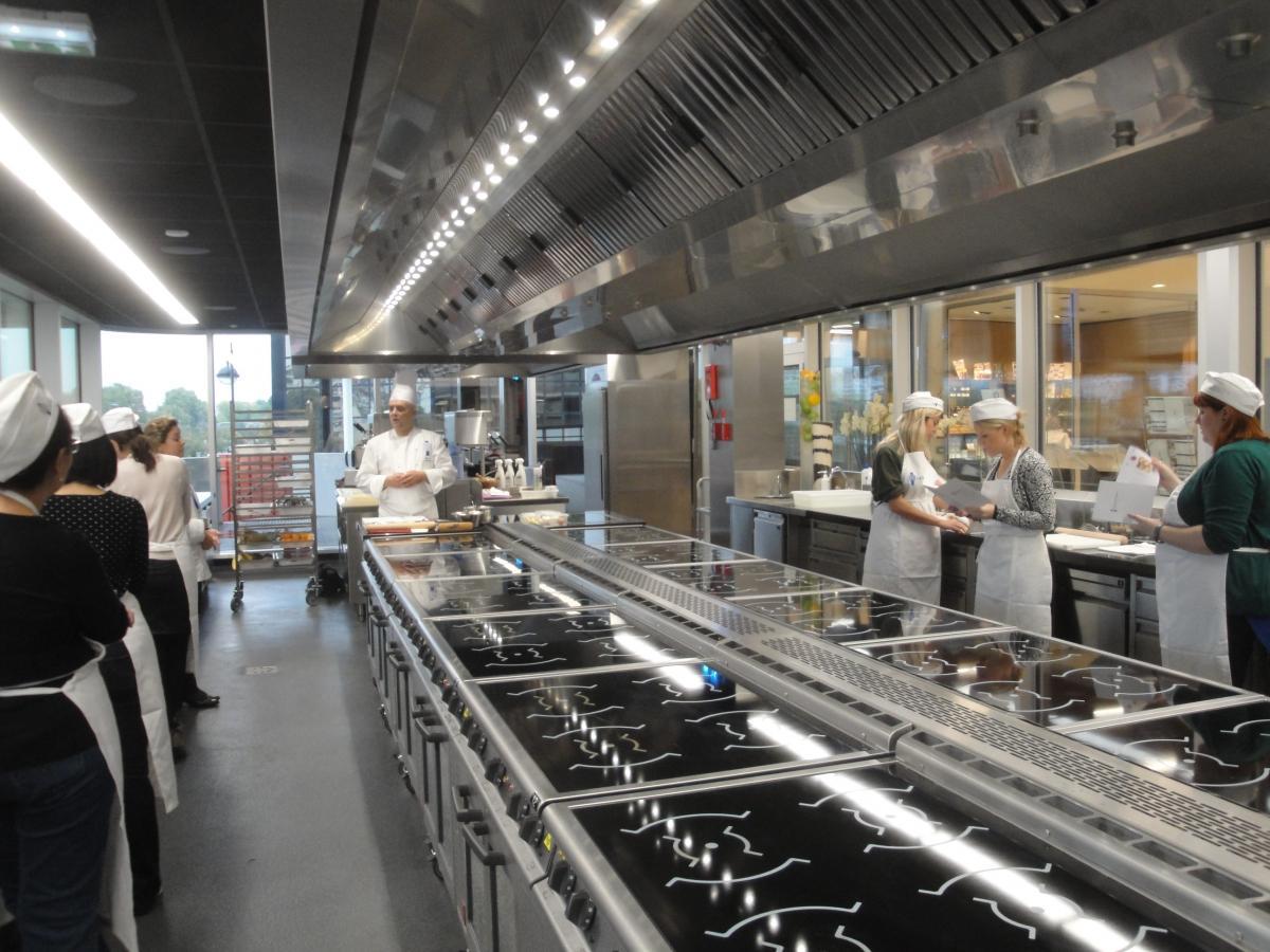 Cours de cuisine levallois affordable militaires renverss - Cours de cuisine cordon bleu ...