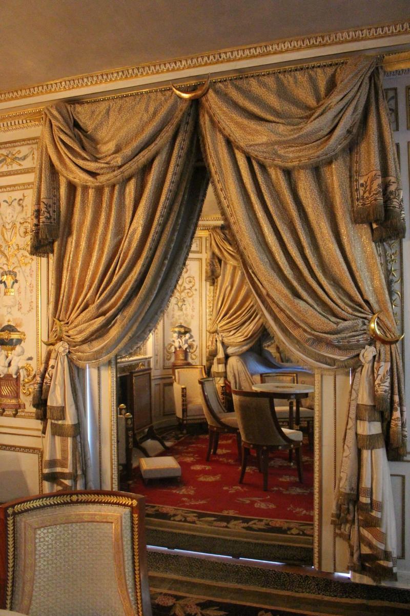 le boudoir turc du ch teau de fontainebleau tout pour les femmes. Black Bedroom Furniture Sets. Home Design Ideas