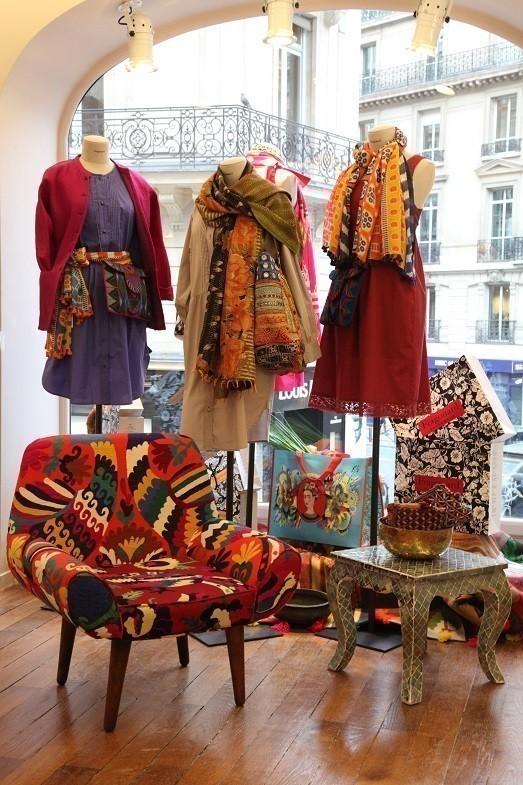 Fragonard ouvre sa plus grande boutique paris tout pour les femmes - Fragonard boutiques paris ...