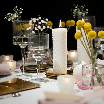 Savoir vivre dresser une belle table - Dresser une belle table ...