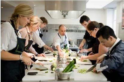Cours De Cuisine De Noël Atelier Guy Martin Tout Pour Les Femmes - Cours de cuisine grand chef