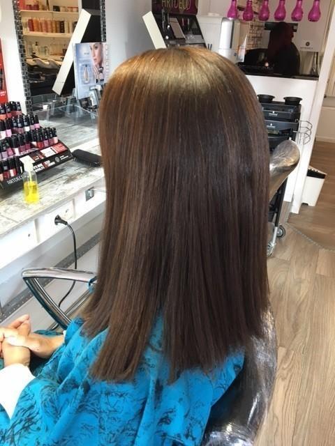 Keratine pour cheveux cassants