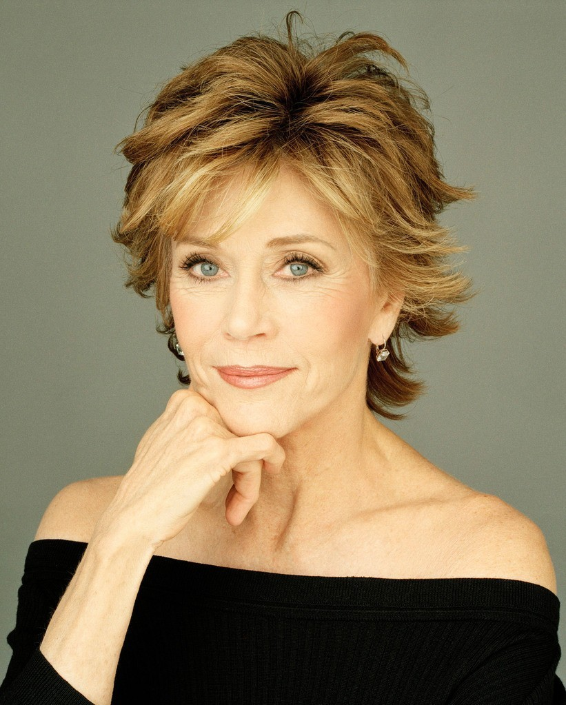 399 Best Images About Celebify On Pinterest: Jane Fonda à TEDxWomen