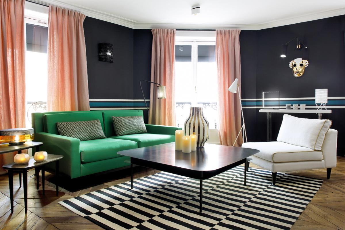 d co la d couverte de sarah lavoine tout pour les femmes. Black Bedroom Furniture Sets. Home Design Ideas