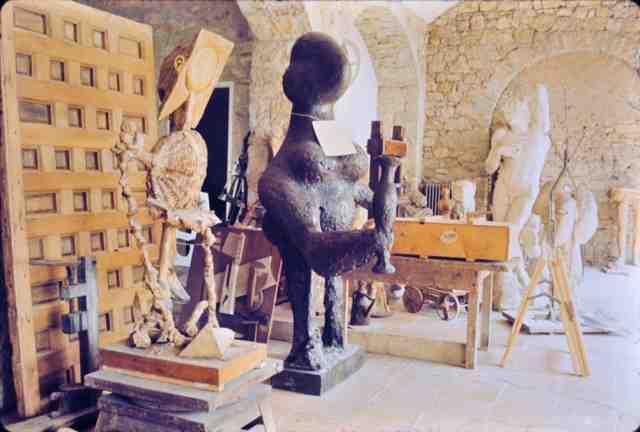Expo picasso primitif au mus e du quai branly toutpourlesfemmes - Musee picasso paris horaires ...