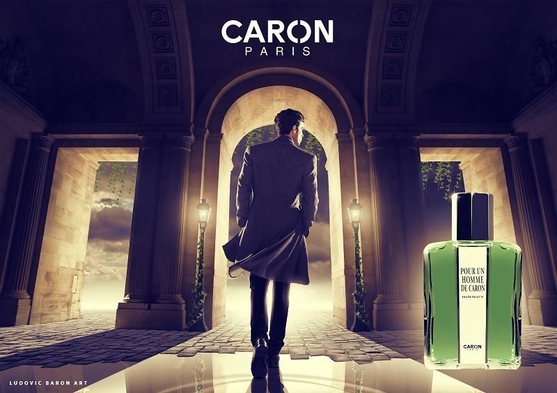 Nouveau Parfum Pour Un Homme De Caron Toutpourlesfemmes