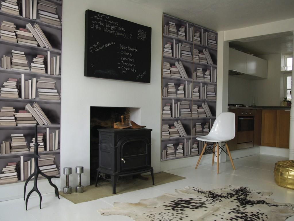 Papier Peint Trompe L Oeil Koziel nos bonnes idées pour relooker vos murs   tout pour les femmes