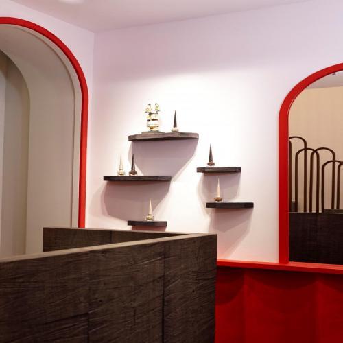 design de qualité ae481 d58af Louboutin ouvre une boutique beauté à Paris