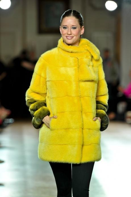 Mode - Choisir son manteau en fourrure - Toutpourlesfemmes b63c8fe19e86