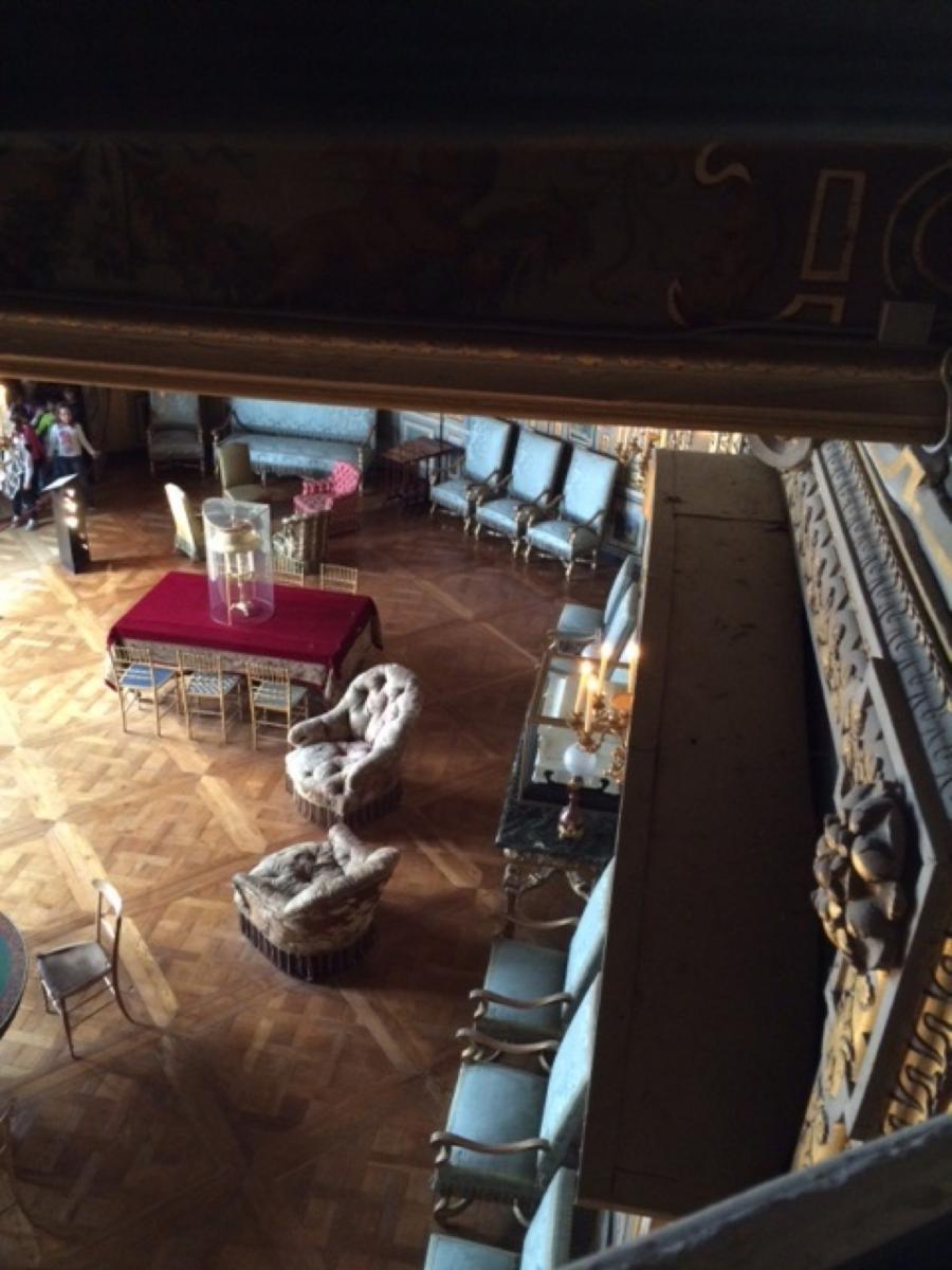 Le boudoir Turc du Château de Fontainebleau | Tout Pour Les ...